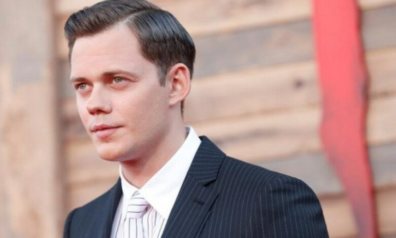 Here's what scares scary 'It' clown, Bill Skarsgard