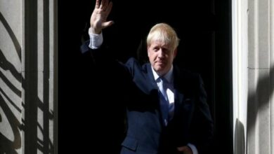 Photo of UK PM Johnson to hold talks with Juncker next week
