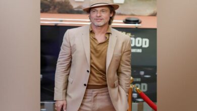 Photo of Brad Pitt may feature in Guy Ritchie's 'The Gentlemen'