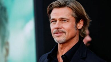 Photo of Brad Pitt dating jewellery designer Sat Hari Khalsa?