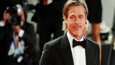 Photo of Brad Pitt reveals he plans on making fewer films
