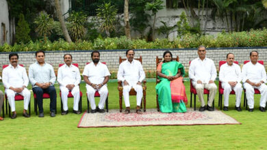Photo of Cabinet Expansion in Telangana