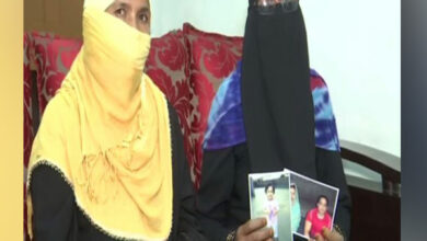 Photo of Najma alleges daughter held captive by husband in Indonesia