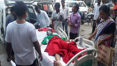 Photo of West Bengal: One dead after fire breaks out at NBMCH's CCU ward