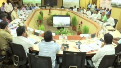 Photo of G Kishan Reddy attends South Central Railway review meeting