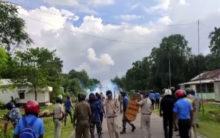 Policemen, BJP workers injured during clashes in Cooch Behar