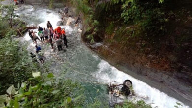 Photo of Uttarakhand: 4 killed after car falls into river