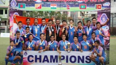 Photo of Floyd Pinto hails India after team lifts SAFF U-18 Championship