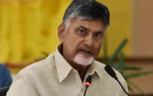 Stone pelting on Naidu's convoy during Amaravati visit