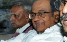 Chidambaram to get home-cooked food once a day in jail
