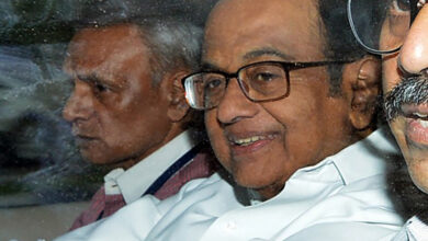 Photo of ED arrests P Chidambaram after questioning him at Tihar jail