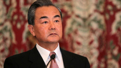 Photo of Chinese Foreign Minister visits North Korea
