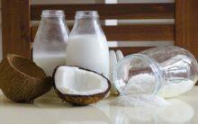 Children under five should avoid plant-based milk