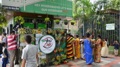 Photo of GHMC Loocafé breaks records with over 10k people using washrooms
