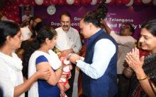 Rotavirus vaccine introduced by Chief Secretary SK Joshi