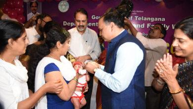 Photo of Rotavirus vaccine introduced by Chief Secretary SK Joshi