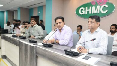 Photo of Bad roads no excuse for avoiding traffic penalty says KTR