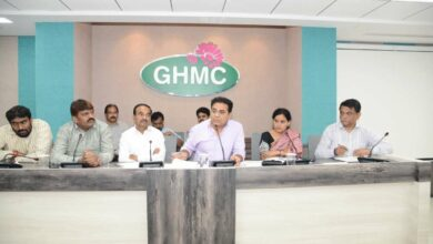 Photo of Get to work by 5 am, KTR tell GHMC officials