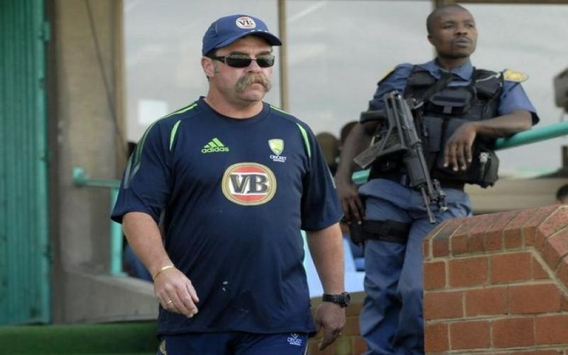 David Boon appointed as match referee for Pak-SL series