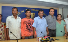 Delhi family to sponsor a student who cleared IIT exam