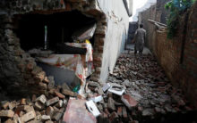 Another quake of 4.7 magnitude hits PoK