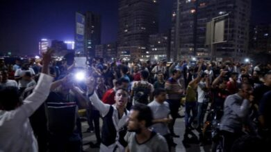 Photo of Egypt: Anti-Sisi protests break out