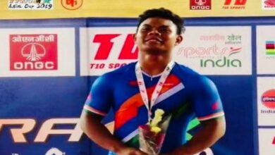 Photo of Esow Alben bags gold medal at Track Asia Cup