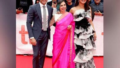 Photo of Priyanka pens heartfelt note post 'The Sky Is Pink'