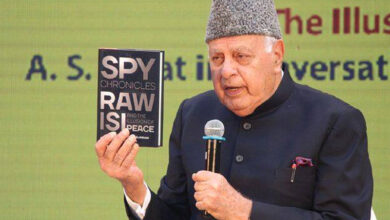 Photo of PSA on Farooq Abdullah extended by 3 months