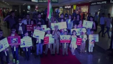 Photo of Motor Vehicles Act: Fashion show organised to spread awareness