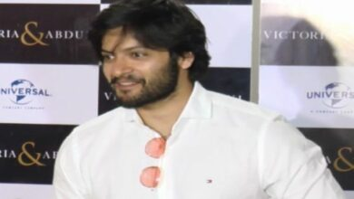 Photo of Ali Fazal to share screen space with Gal Gadot