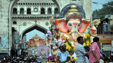 Photo of GHMC spends Rs 20 cr on Ganesh immersion facilities in Hyderabad