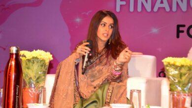 Photo of Respect your money earned, film star, Jenelia tells women folks