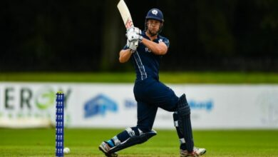 Photo of Scotland smashes 2nd highest T20I total as associate nation