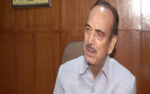 Ahead of J-K visit, Azad questions connectivity in the region