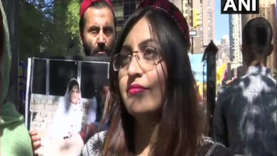 Photo of Gulalai Ismail: The new face of anti-Pakistan protest in New Yor