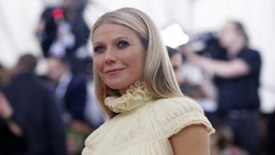 Photo of Gwyneth Paltrow reveals she's never seen 'Spider-Man: Homecoming'