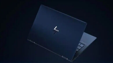 Photo of HP Inc unveils ultra-light 'Elite Dragonfly' business laptop