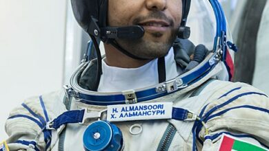 Photo of First UAE astronaut ventures into space; to livestream namaz