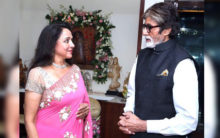 Hema congratulates Amitabh for bagging Dadasaheb Phalke Award