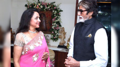 Photo of Hema congratulates Amitabh for bagging Dadasaheb Phalke Award