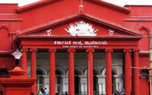 Bomb threat letter to Registrar General of Karnataka High court