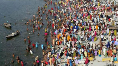 Photo of No idol immersion in river, Clean Ganga panel tells states