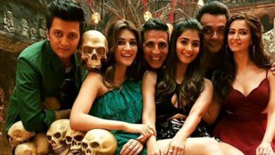 Photo of 'Housefull 4' trailer: Akshay, Kriti's reincarnation comedy