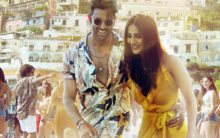 Hrithik, Vaani will make you groove on 'Ghungroo'
