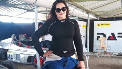Photo of Humaira Mushtaq: First female racer from Kashmir