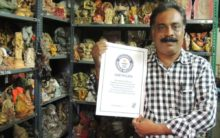 Hyderabad devotee is World's largest Ganesh Idol collector