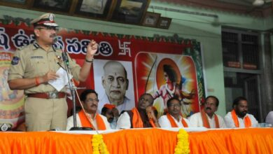 Photo of Meeting held for smooth conduct of Ganesh Immersion in Hyderabad