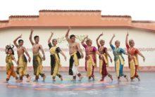 Kuchipudi Performance at Mini Shilparamam Uppal