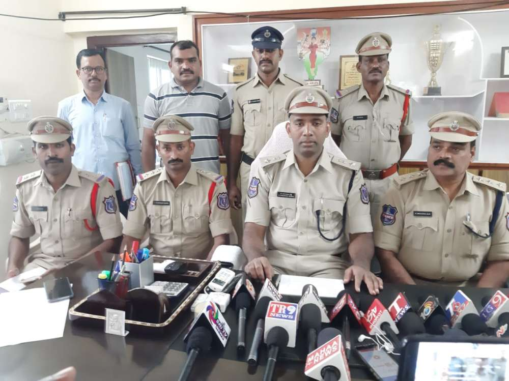 Hyderabad: Kidnapped infant rescued, accused held